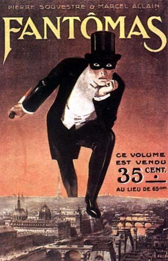 Fantomas 1911