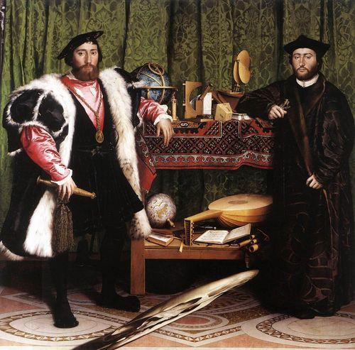 Holbein 1533